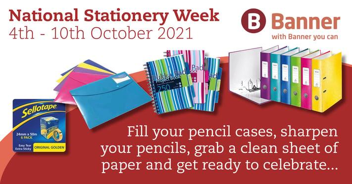 BAN367 - National Stationery Week