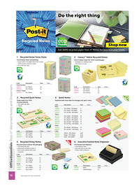 Catalogue showing Green Choice