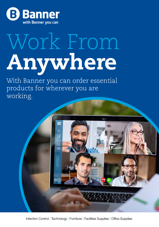 Work from Anywhere front cover