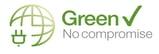 Green No Compremise logo