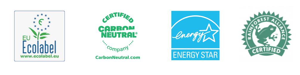 Logos for Green Choice blog