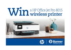 HP Instant ink giveaway printer